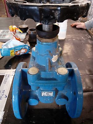 LV 5140 mains water gate valve 65mm DN65 PN16 BS 5163