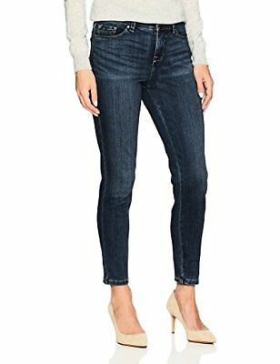 Lee Womens Collection Modern Series Midrise Fit Anna Skinny Ankle