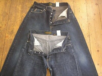 Two Pairs Of Mens Vintage  Timberland Jeans..