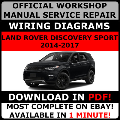 LAND ROVER DISCOVERY II Workshop Manual DOWNLOAD - EUR 3,34