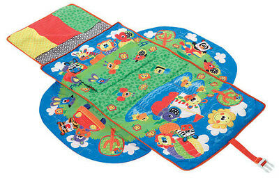 Kids Toddler  Shopping Trolley Cart Highchair Cover Playmat Multi Use 0m+