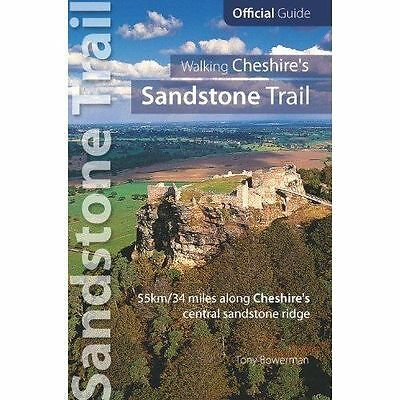 Walking Cheshire's sandstone trail: Official Guide 55km/34 Miles Along...