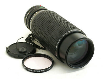 Canon FD 100-300mm f5.6 for FD Mount