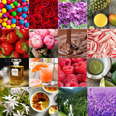 Fragrance Oil 10ml Scented Fragrance For Candle Making, Soap Making & Bath Bombs