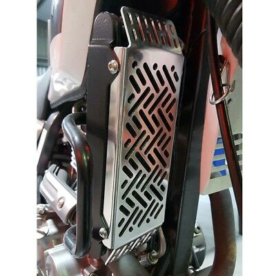 B&B Suzuki DR650SE Oil Cooler Guard