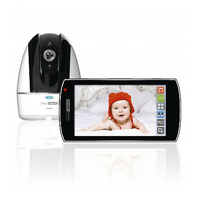 Visionnova 8 Wi-Fi Connect Baby Video Monitor - Warehouse Clearance