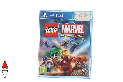 Videogioco Ps4 Sony Playstation 4 Lego Marvel Super Heroes