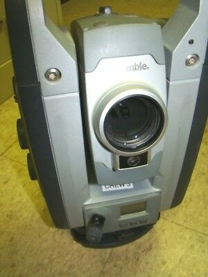 Used Trimble S8 1 High Precision Total Station in Case w accessories