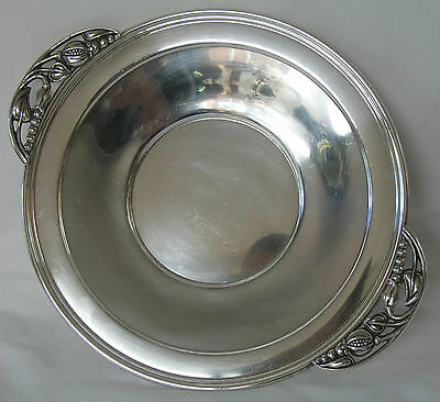 Randahl Shop Sterling Silver Handled Tray Danish Design Arts & Crafts Dish Plate