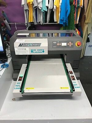 Viper 2 direct to Garment Printer & Speed Treater