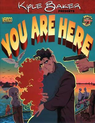Vertigo Humor Comic You Are Here SC NM-