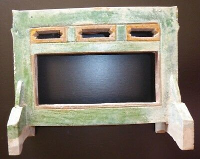 Fine Authentic Ming Dynasty Chinese Towel Rack Large