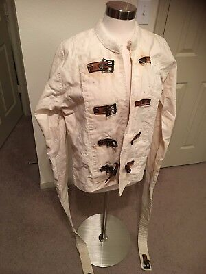 U.S. Authentic Antique Straight Jacket (Collectible Item)