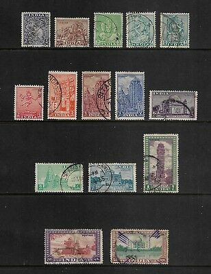 INDIA 1949 issue, No.4, used