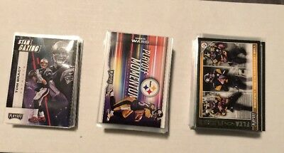 2017 Panini Playoff Football INSERTS PICK EM Complete Your Sets