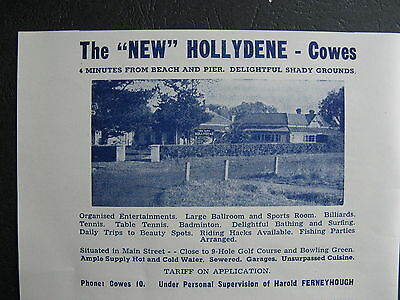 The New Hollydene Guest House Harlod Ferneyough  Cowes Phillip Island