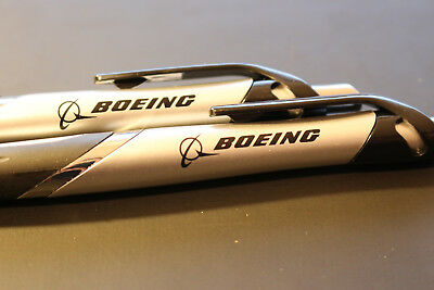 Boeing Pen and Pencil Set 747 777 787