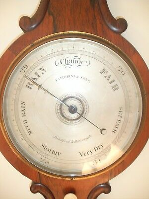 Antique barometer (Early 1900's)