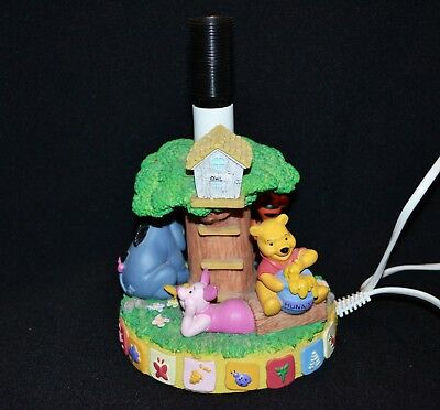 Disney Warner Series Winnie The Pooh Children's Lamp Base