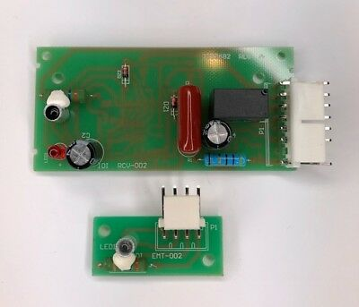4389102 Whirlpool icemaker emitter sensor control boards amana maytag kenmore magic chef refrigerator replacement icemaker  at honlapkeszites.co