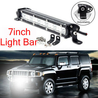 36W LED Work Light Bar Driving Lamp Fog Off Road SUV Car Boat Truck 4WD Durable