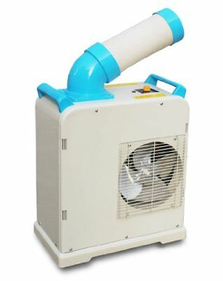 i-Liftequip PSAC18 Industrial Class Portable Spot Air Conditioner with Top Ev...