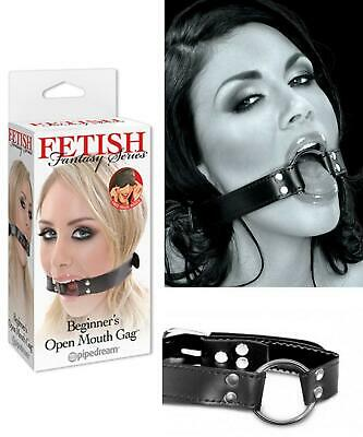 collare con morso fetish fantasy gag bondage sexy shop set sex toys costrittivo