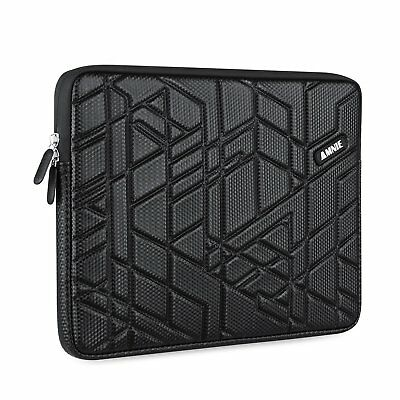 [Best Comfortable Laptop Sleeve Ever] AMNIE 13-13.3 Inch PU Polyester Slow-re...