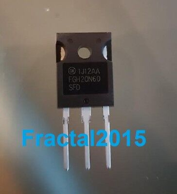 1Pcs Fgh20N60Sfd Fgh20N60 20N60 To-247