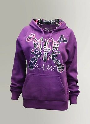 18253d963e3a Muddy Girl Camo Purple Hoodie