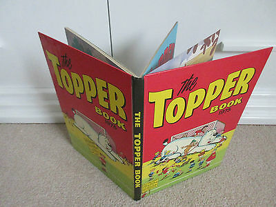 TOPPER BOOK/ANNUAL 1975-Unclipped, inscription free, very good condition