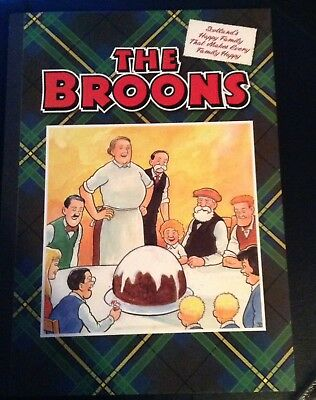 The Broons Soft Back Annual