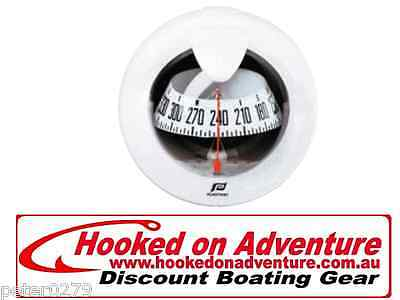 Offshore 75 Powerboat Compasses Dash Mount white HOARWB8014