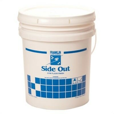 Side-Out Gym Floor Finish, 5gal Pail