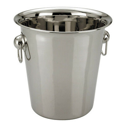 Wine Bucket Champagne Cooler Stainless Steel Ice Bucket Prosecco Barware 5Ltr