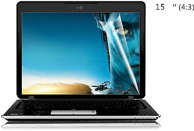 """15.1"""" Laptop Screen Protector for major Brands, Toshiba, Acer, Dell, Aus, HP,"""