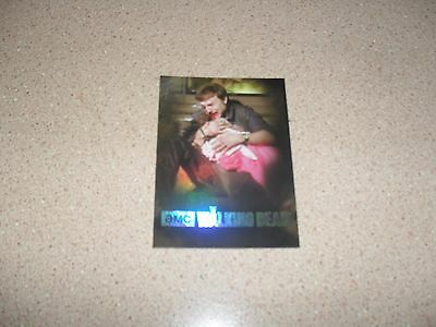 The Walking Dead season 3 P2 Chase card TG-05