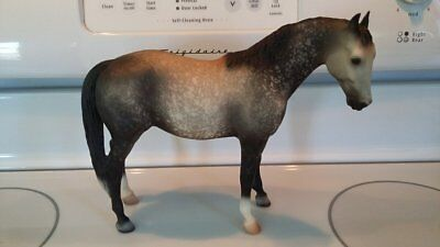 Breyer Horse Thoroughbred Mare #3357 Gray Without Foal