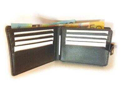 Executive Undercover Badge Wallet  - 2 Cash Sections - ( Badge Not Included ).