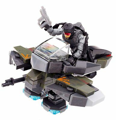 Call of Duty Hoverbike Raid Collector Construction Sets by Mega Bloks - New