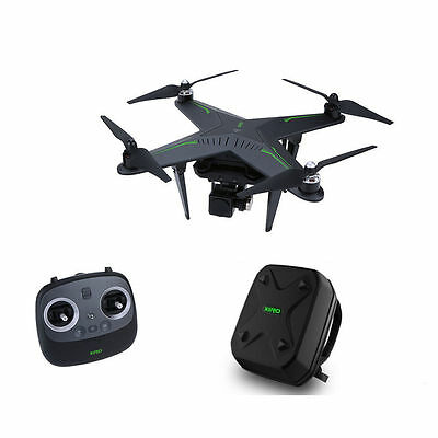 Used-Xiro Xplorer V Drone with Remote Control and Hard shell backpack