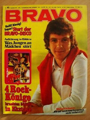 BRAVO 40 1972 Micheal Schanze Melanie Burt Reynolds Don Mc Lean Terence Hill