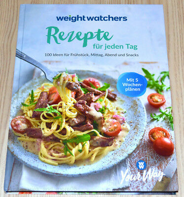 Weight Watchers Kochbuch Rezepte für jeden Tag SmartPoints YourWay Programm 2018