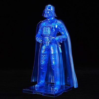 Darth Vader Hologramm Modellbausatz 1/12 Exclusive von Bandai, Star Wars