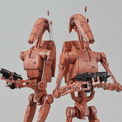 Geonosis Battle Droid Modellbausatz 1/12 Exclusive von Bandai, Star Wars