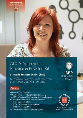 ACCA Strategic Business Leader: Practice and Revision Kit by Bpp Learning Media