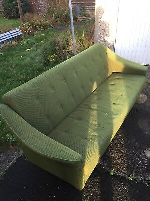 Vintage Retro Sofa Bed Day Bed