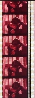 Gone With The Wind - 1 -  5 Film Cell Strip Clark Gable Rare Free Shipping