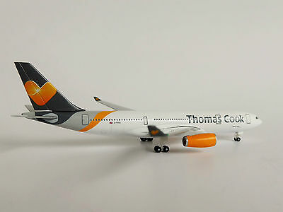 Thomas Cook Airlines Airbus A330-200 1/500 Herpa 528979 A330 A 330 G-VYGK