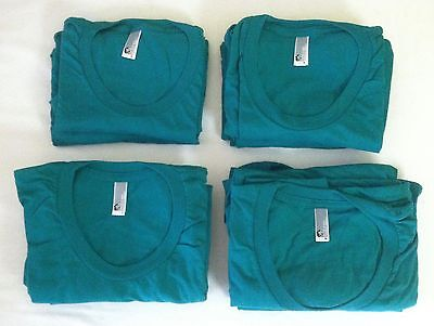 Wholesale Lot of 11 American Apparel Women's BB301 Poly Cotton 50/50 T-shirts